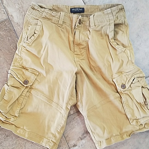 1d07b00c10 American Eagle Outfitters Shorts | Mens American Eagle Cargo | Poshmark